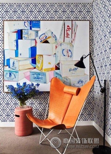 家居美不美 墻紙色彩選對是關鍵!