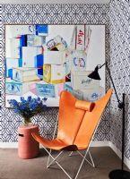 家居美不美 墙纸色彩选对是关键!