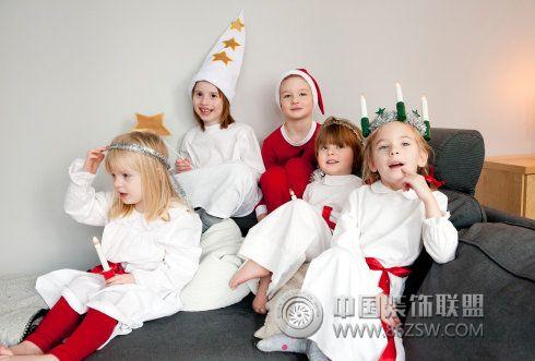 绝美圣诞party 红白双色玩转圣诞狂欢夜!