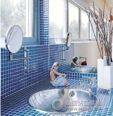 各种不同材质洗手台的清洁保养方式