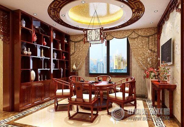 打造传统中式餐厅必不可少的三件物品