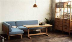 古朴脱俗 日式风格客厅的自然魅力