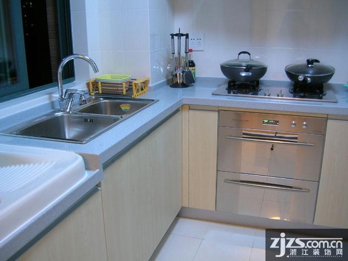 现代厨房图片欣赏现代厨房装修图片