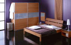 浪漫风情的卧室