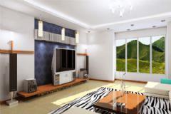 简单而不减美的客厅图片