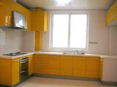 现代厨房图片欣赏