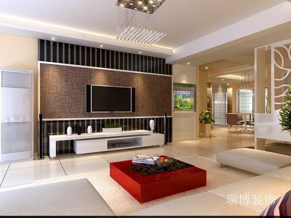 锦江公寓客厅现代风格公寓