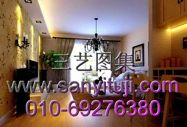 经典家裝之客厅现代风格