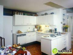 最新厨房布置效果图