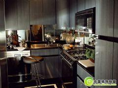 尊贵厨房橱柜效果图