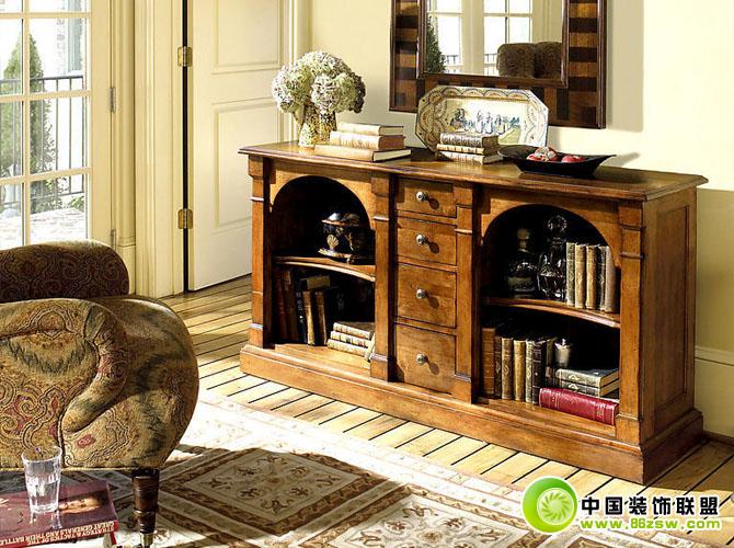 欧式客厅设计效果图整套大图展示