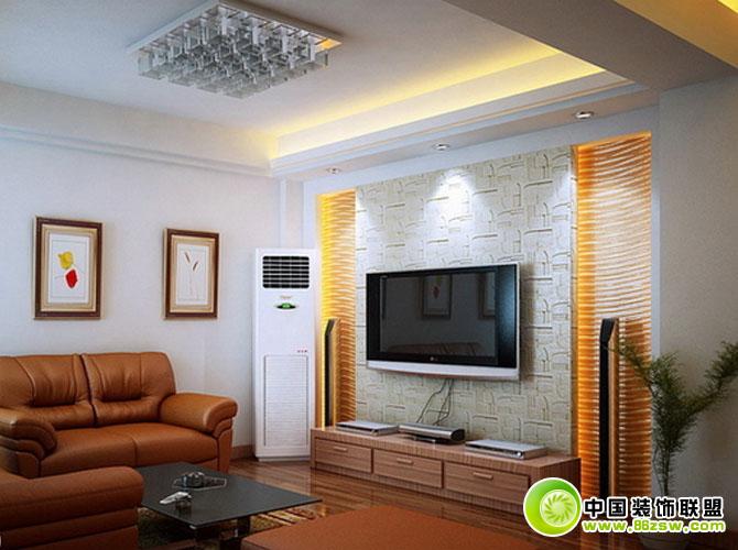 豪华客厅吊顶效果图现代客厅装修图片