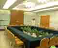 2009最新小型会议室装修设计效果图