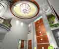 客厅吊顶效果图现代风格