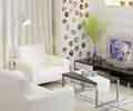 清新的客厅装饰现代风格小户型