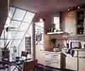 现代整体组合厨房