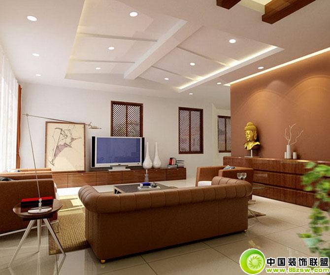 客厅隔断墙 客厅电视墙隔断 客厅隔断墙效果图
