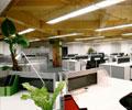 著名空间设计师设计的一套办公室装修效果图