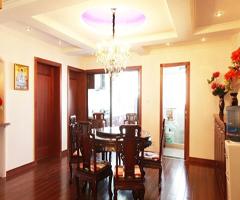 80平中式家居-餐桌