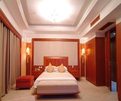 温馨卧室-暖意融融
