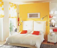 漂亮MM的卧室现代风格