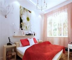 2011超新人气款小卧室现代风格小户型