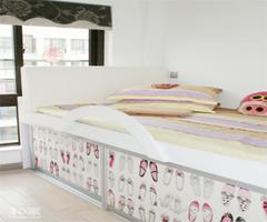 厨房设计 地中海风格装修效果图 八六装饰网装修效果图库