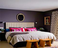 浪漫温馨,装点出如水的卧室