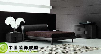 唯美的卧室布局设计中式卧室装修图片