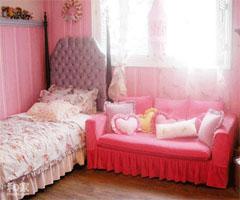 超可爱儿童卧室巧装点