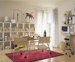 风格迥异的书房设计