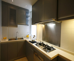 现代厨房细节