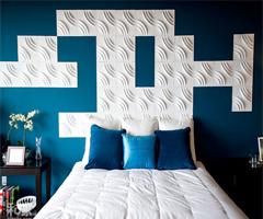 简约风现代卧室 舒适才是真道理
