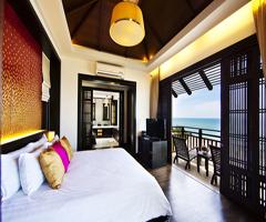 海边别墅-卧室