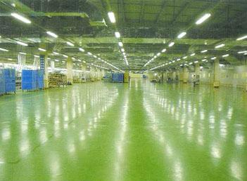 工厂环氧地坪耐磨地坪