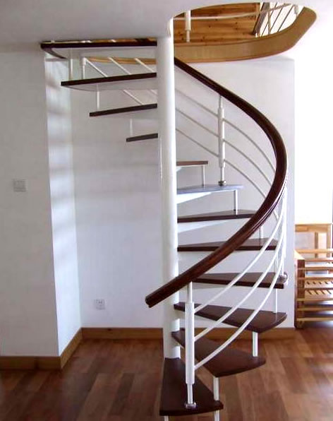 2010年最新楼梯工程实例现代风格