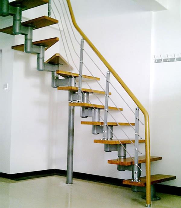 御迪室内装修楼梯实例图片现代风格