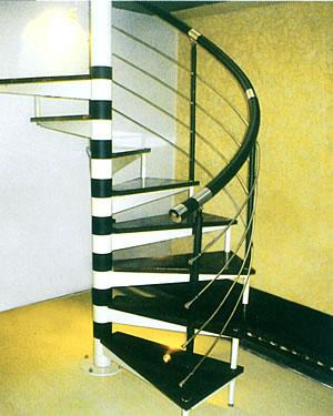 楼梯现代风格小户型