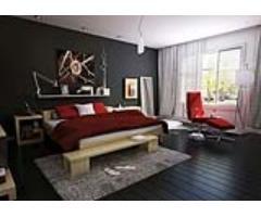 优美后现代卧室