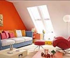 色彩缤纷-客厅