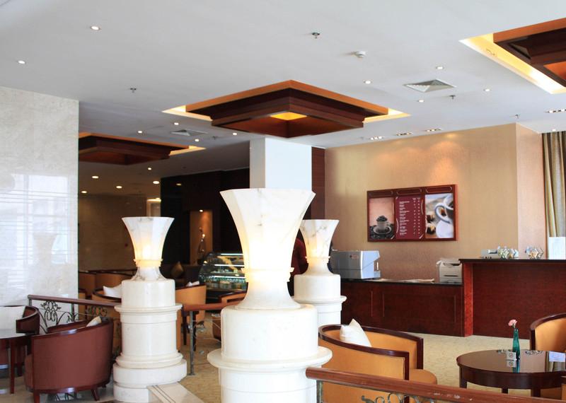 咖啡厅现代客厅装修图片