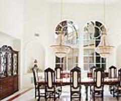 简约美式客厅