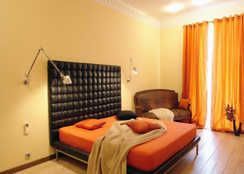 现代卧室-卧室装修图片
