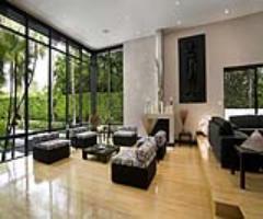 豪华园林式客厅