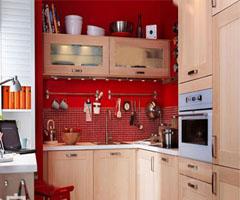 漂亮又整洁的厨房