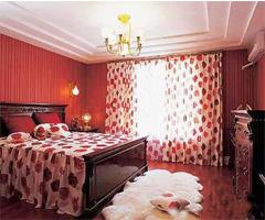 迷人卧室睡房