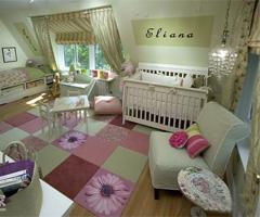 为宝贝打造一个童趣的小窝 - 儿童房