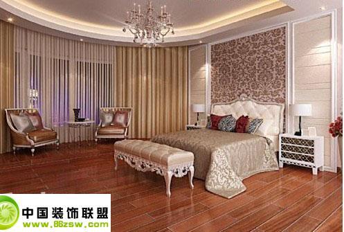 欧式经典欧式卧室装修图片
