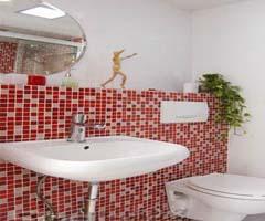 用心装出华而不贵的现代婚房 - 卫生间