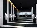 商务会所卫生间空间设计 厕所也疯狂